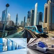 مقایسه و معرفی ۱۰ مترو برتر جهان