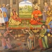 چرخه جشن های سه بعدی ایرانی