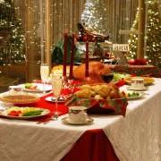 شام کریسمس در نقاط مختلف جهان