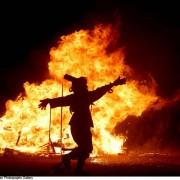دهم بهمن ،جشن سده ضیافتی برای آتش