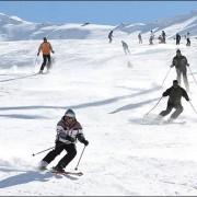 ایران می تواند مقصد بعدی گردشگران برای اسکی باشد.