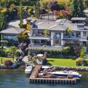 حقایق شگفت انگیز درباره خانه ۱۲۳ میلیون دلاری بیل گیتس
