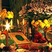 جشن باستانی نوروز ، جشن نوزایی طبیعت